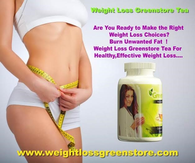 fat burner weight loss green store tea